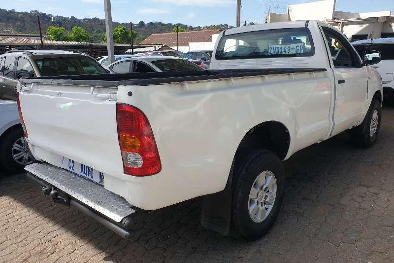 2010 Toyota Hilux Hilux 2.5D-4D