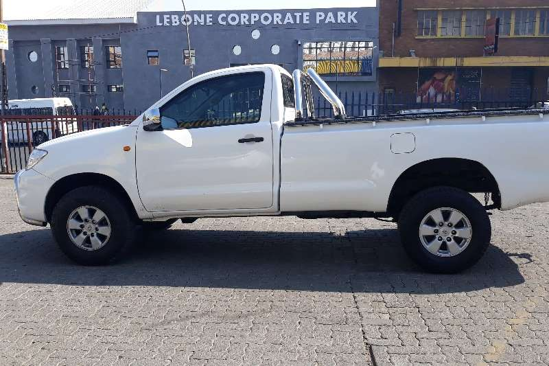 Used 2011 Toyota Hilux 2.5D 4D