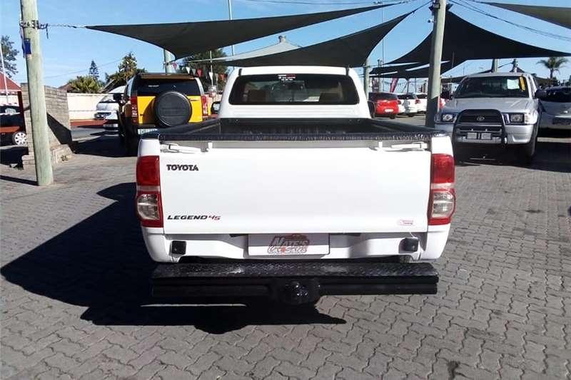 Toyota Hilux 2.5D 4D 2012