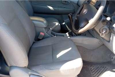 2012 Toyota Hilux Hilux 2.5D-4D