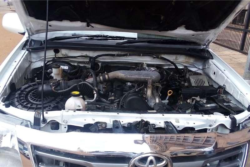2013 Toyota Hilux Hilux 2.5D-4D