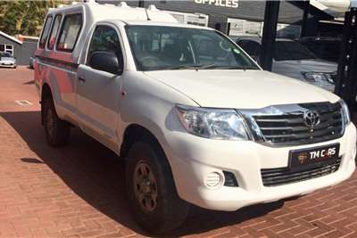 Used 2013 Toyota Hilux 2.5D 4D