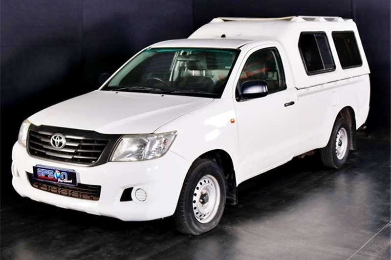Toyota Hilux 2.5D-4D 2014