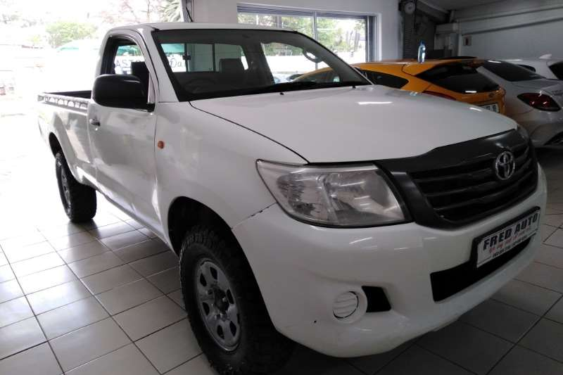 Used 2014 Toyota Hilux 2.5D 4D