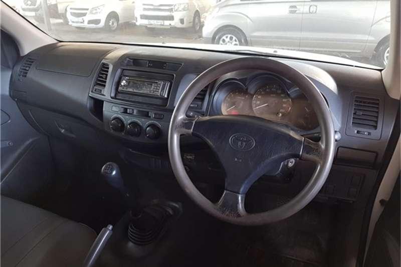 Toyota Hilux 2.5D-4D 2015