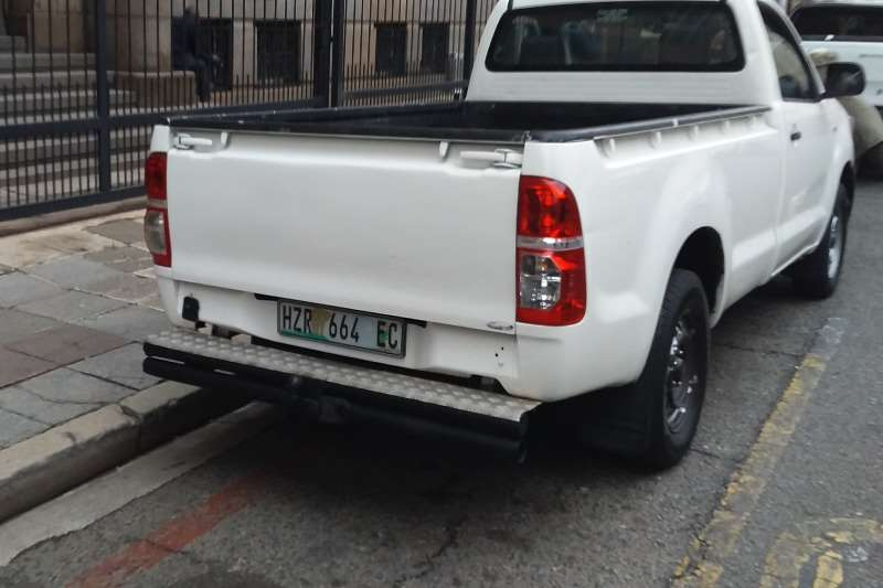 Used 2015 Toyota Hilux 2.5D 4D