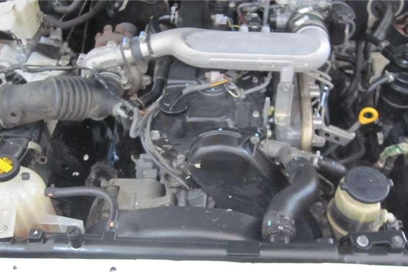Toyota Hilux 2.5D 4D 2015