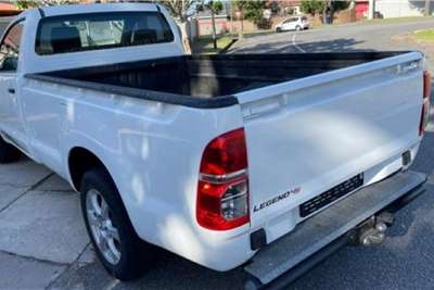 Used 2016 Toyota Hilux 2.5D 4D