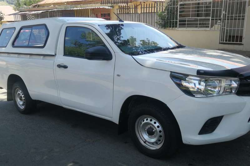 Toyota Hilux 2.5D 4D 2017