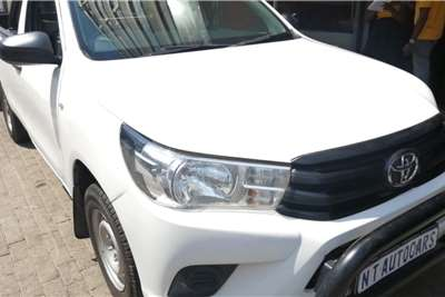 Used 2018 Toyota Hilux 2.5D 4D