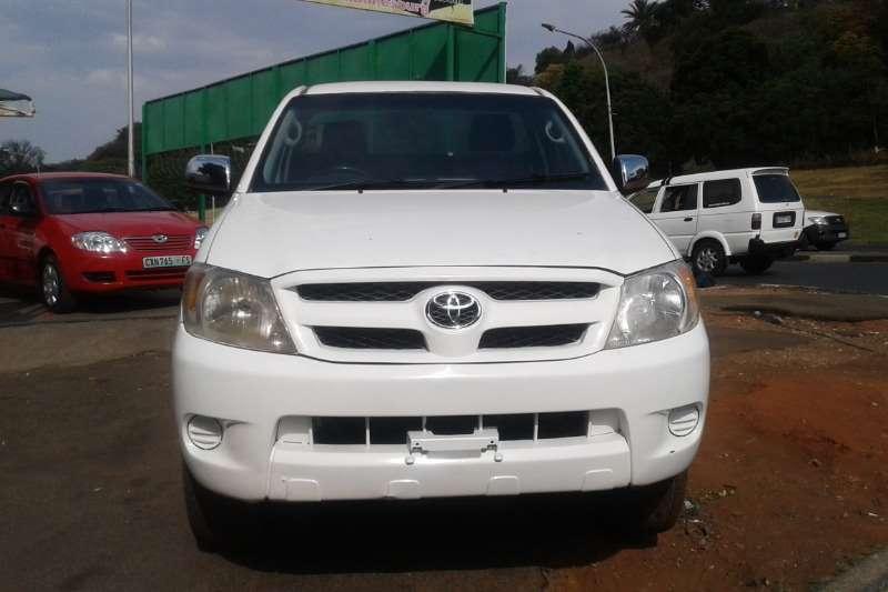 Toyota Hilux 2.5D 4D 4x4 2005