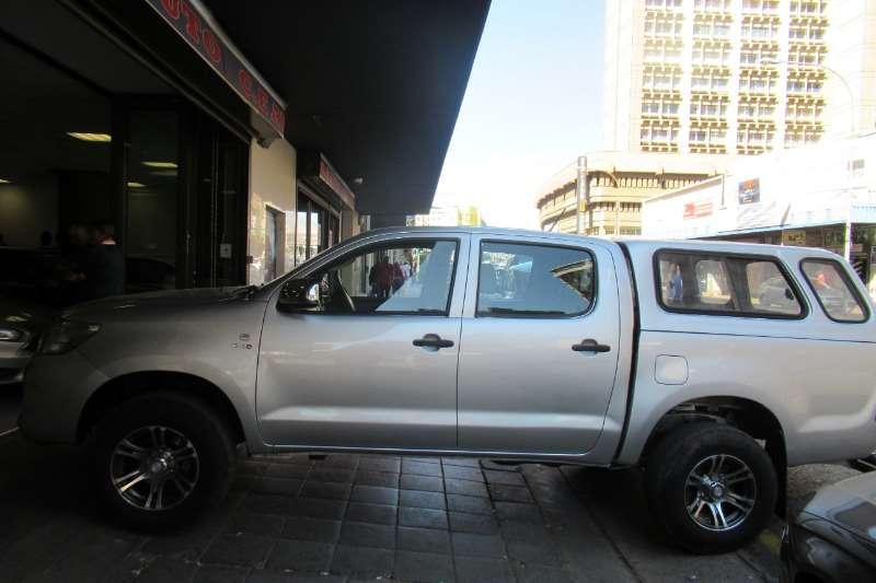 Toyota Hilux 2.5D-4D 4x4 SRX 2010