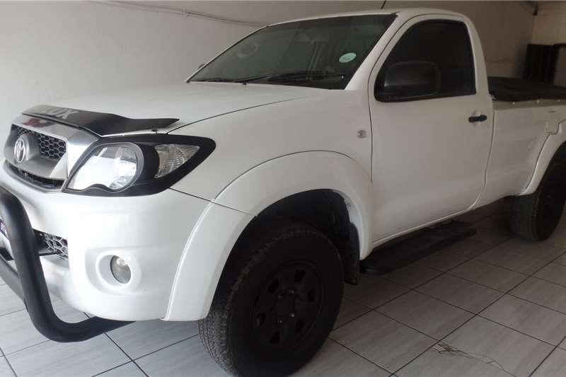 2010 Toyota Hilux Hilux 2.5D-4D 4x4 SRX