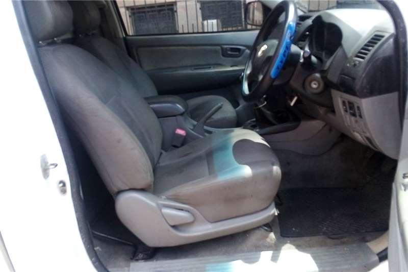 Used 2010 Toyota Hilux 2.5D 4D 4x4 SRX