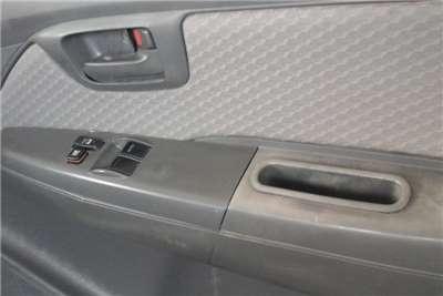 Toyota Hilux 2.5D 4D 4x4 SRX 2011