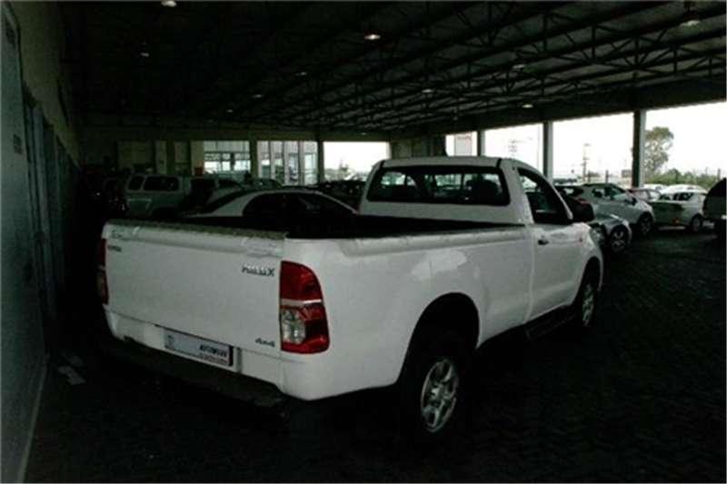 Toyota Hilux 2.5D-4D 4x4 SRX 2012