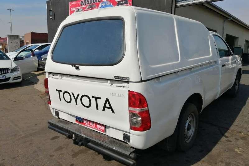 2012 Toyota Hilux Hilux 2.5D-4D 4x4 SRX