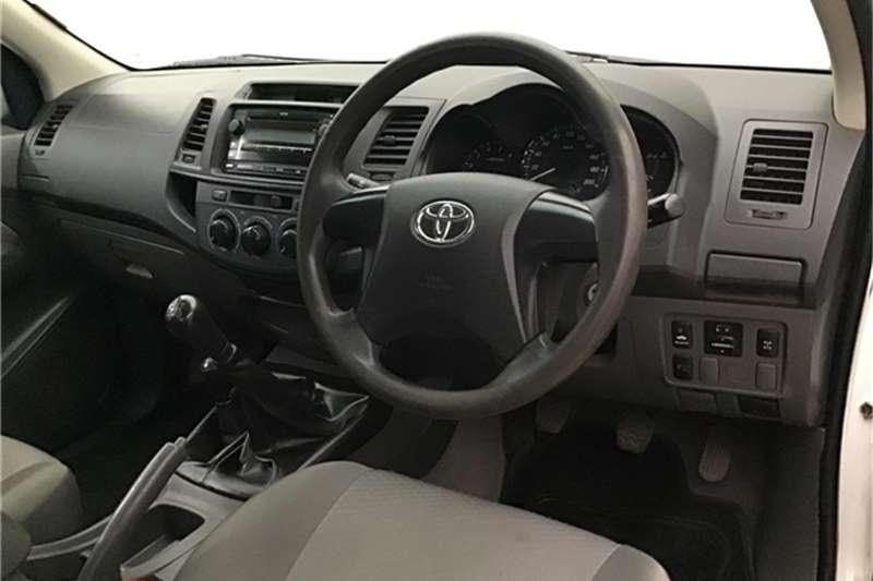 Toyota Hilux 2.5D-4D 4x4 SRX 2014