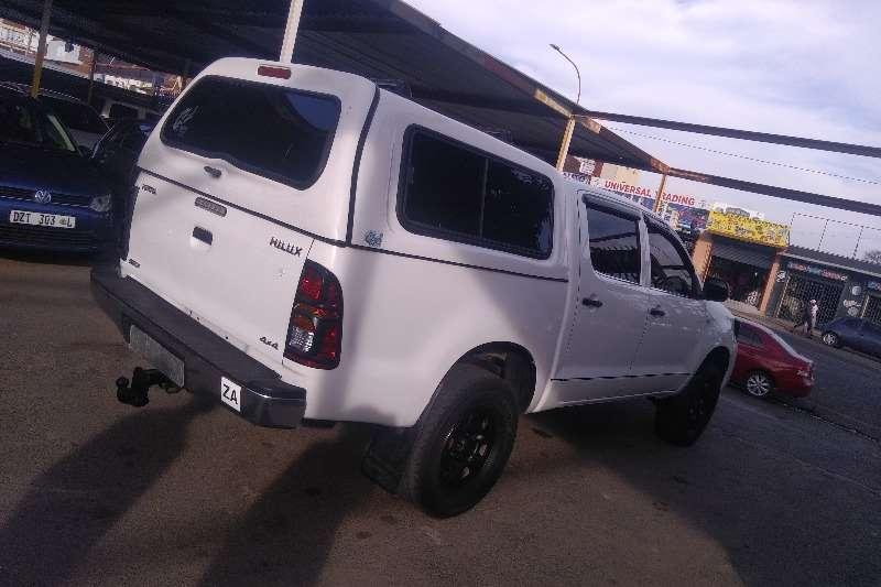 Used 2014 Toyota Hilux 2.5D 4D 4x4 SRX