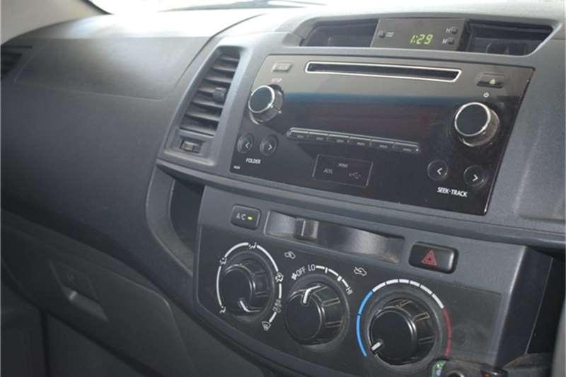 Used 2015 Toyota Hilux 2.5D 4D 4x4 SRX