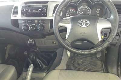 2016 Toyota Hilux Hilux 2.5D-4D 4x4 SRX