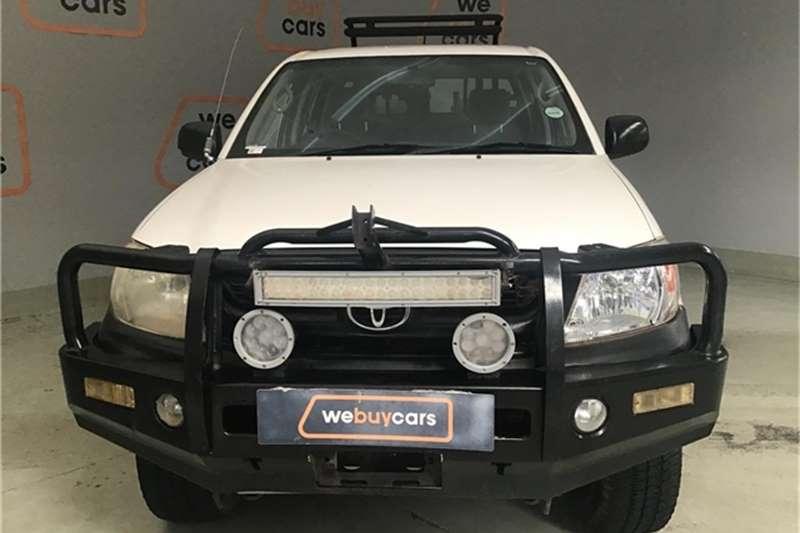 Toyota Hilux 2.5D-4D double cab 4x4 SRX 2009