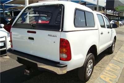 Toyota Hilux 2.5D-4D double cab 4x4 SRX 2010