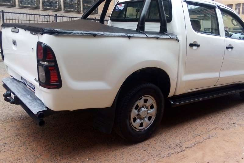 Used 2012 Toyota Hilux 2.5D 4D double cab 4x4 SRX