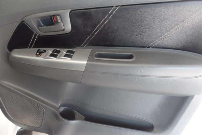 2013 Toyota Hilux Hilux 2.5D-4D double cab 4x4 SRX