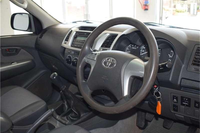 Used 2013 Toyota Hilux 2.5D 4D double cab 4x4 SRX