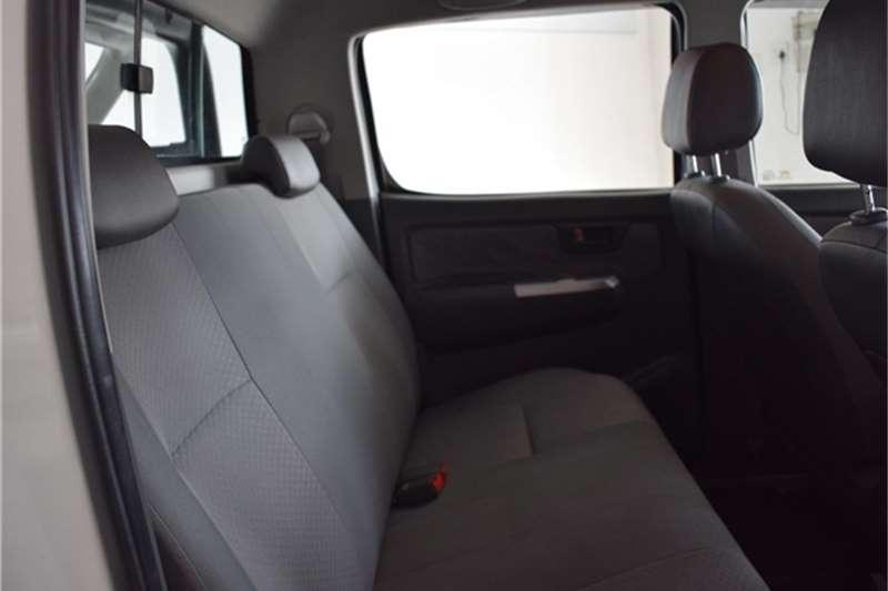Used 2014 Toyota Hilux 2.5D 4D double cab 4x4 SRX