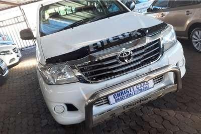 Used 2015 Toyota Hilux 2.5D 4D double cab 4x4 SRX