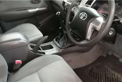 Toyota Hilux 2.5D 4D double cab 4x4 SRX 2016