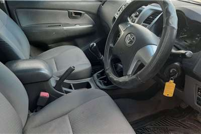 Used 2016 Toyota Hilux 2.5D 4D double cab 4x4 SRX