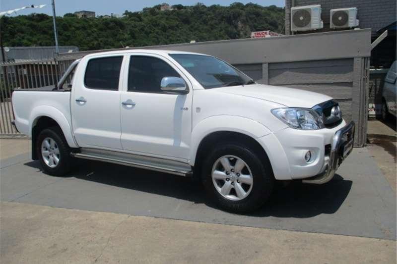 Toyota Hilux 2.5D 4D double cab Raider 2010