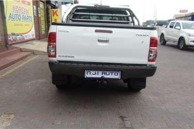 Toyota Hilux 2.5D 4D double cab Raider 2012