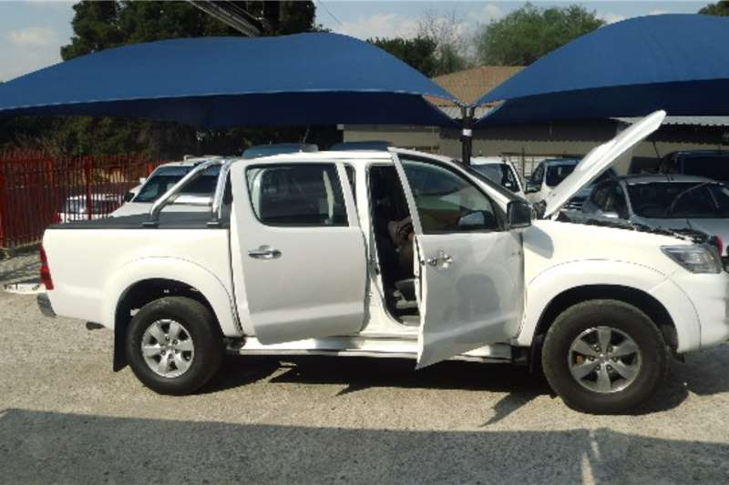 Used 2012 Toyota Hilux 2.5D 4D double cab Raider