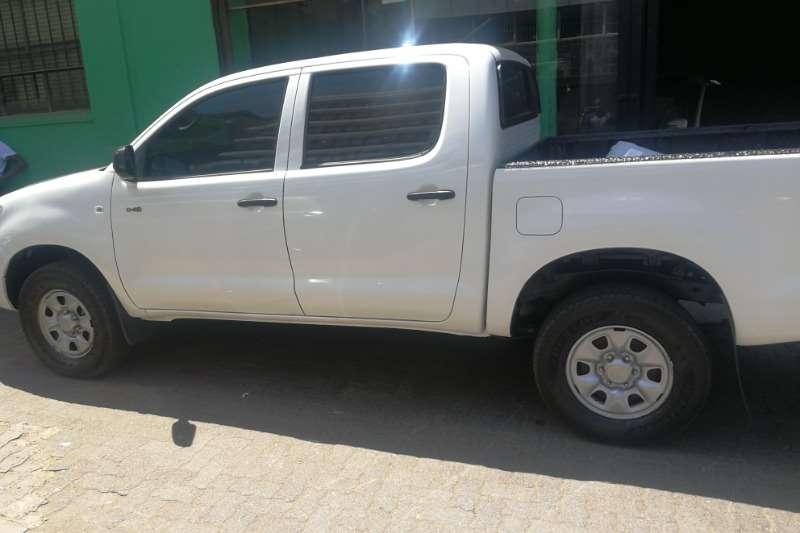 Toyota Hilux 2.5D 4D double cab Raider Dakar edition 2010