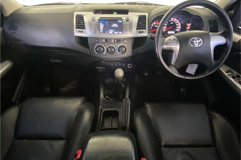 2014 Toyota Hilux Hilux 2.5D-4D double cab Raider Legend 45