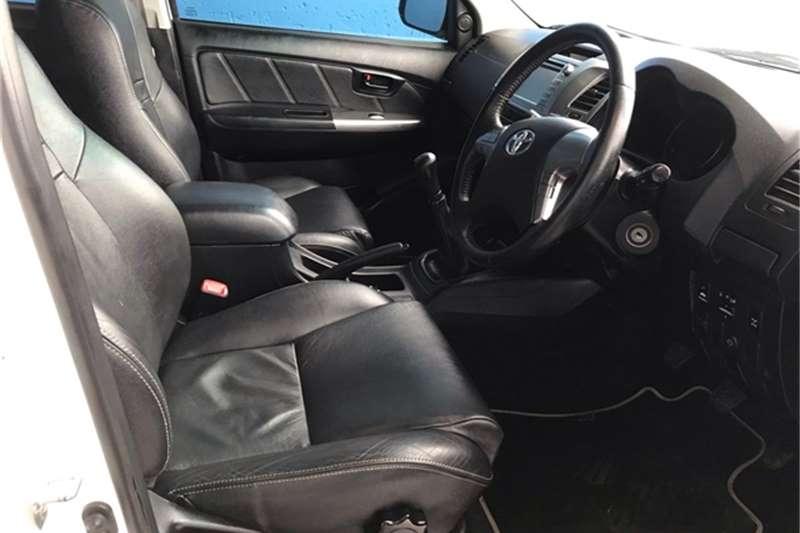 Toyota Hilux 2.5D-4D double cab Raider Legend 45 2015