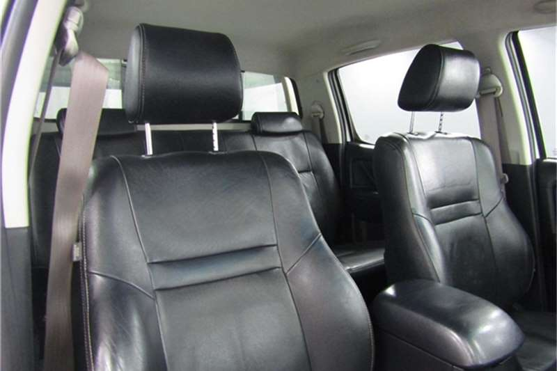 Used 2015 Toyota Hilux 2.5D 4D double cab Raider Legend 45