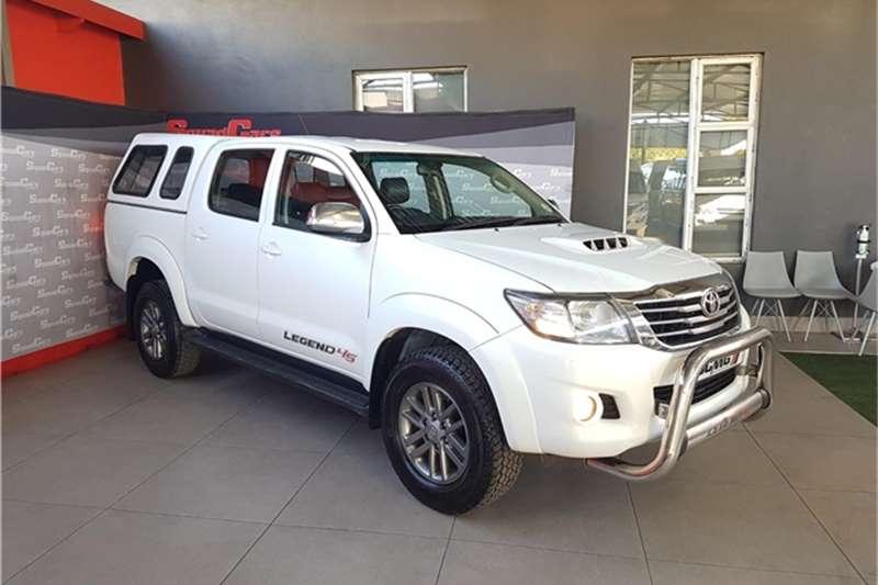 2015 Toyota Hilux Hilux 2.5D-4D double cab Raider Legend 45