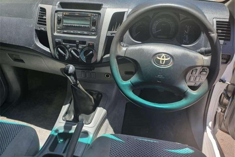 Toyota Hilux 2.5D 4D raised body SRX 2007