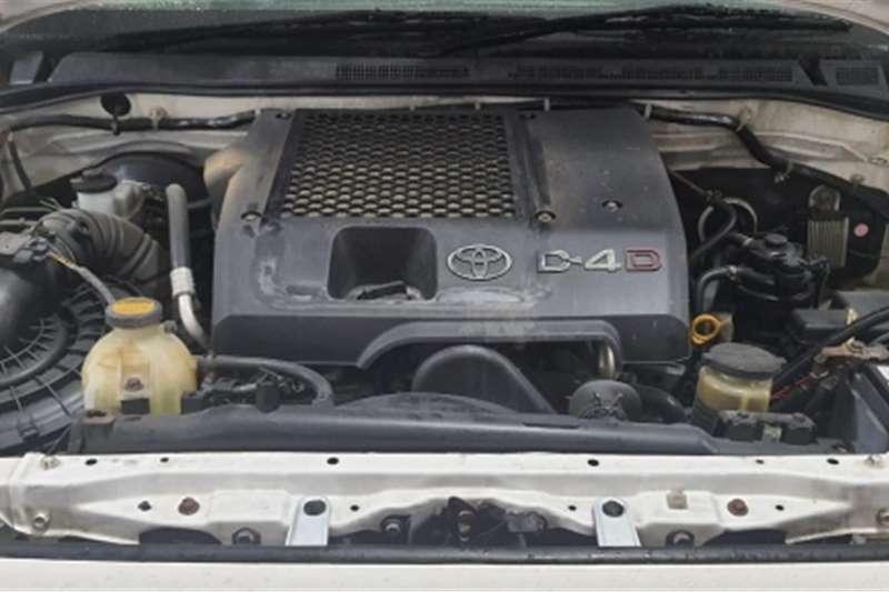 Used 2007 Toyota Hilux 2.5D 4D raised body SRX