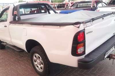 Used 2011 Toyota Hilux 2.5D 4D raised body SRX