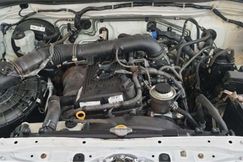 2013 Toyota Hilux Hilux 2.5D-4D raised body SRX