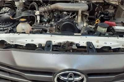 Used 2016 Toyota Hilux 2.5D 4D raised body SRX