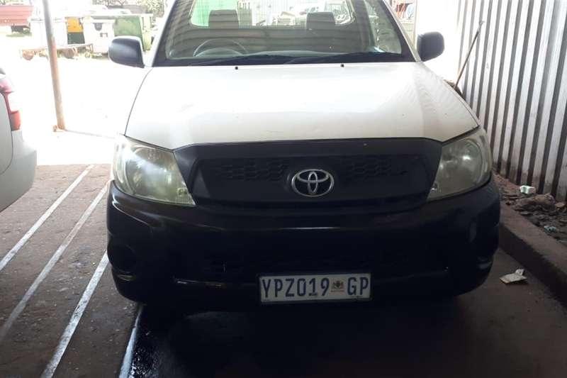 Toyota Hilux 2.5D 4D S 2008