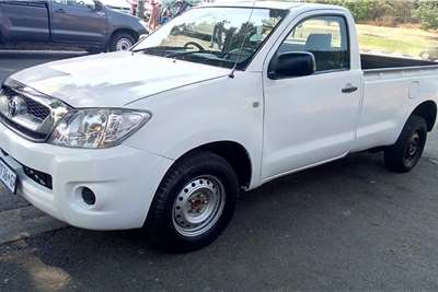 Used 2008 Toyota Hilux 2.5D 4D S