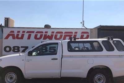 2008 Toyota Hilux Hilux 2.5D-4D S